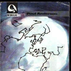 Libros de segunda mano: POUL ANDERSON : EL CREPÚSCULO DEL MUNDO (NEBULAE, 1965). Lote 262331730