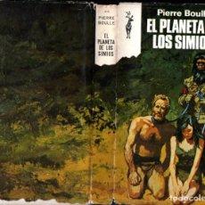 Libros de segunda mano: PIERRE BOULLE : EL PLANETA DE LOS SIMIOS (RENO, 1973). Lote 262331765