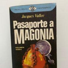 Libros de segunda mano: PASAPORTE A MAGONIA - VALLEE, JACQUES. Lote 262597330