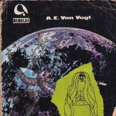 Libros de segunda mano: LA BESTIA - A. E. VAN VOGT - TRADUCCIÓN ANTONIO RIBERA - NEBULAE 136 - EDHASA 1968. Lote 262903785