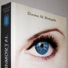 Libros de segunda mano: ALMA INMORTAL - LA SAGA DEL ESCARABAJO I - DIANNA M. MARQUES. Lote 262919145