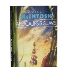 Libros de segunda mano: APOCALIPSIS SUAVE - MCINTOSH, WILL. Lote 262935795