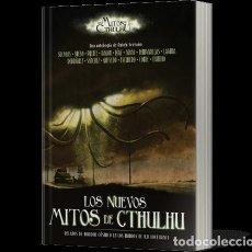 Libros de segunda mano: LOS NUEVOS MITOS DE CTHULHU. EDGE. 328 PAGINAS. UNIVERSO LOVECRAFT. Lote 262957945