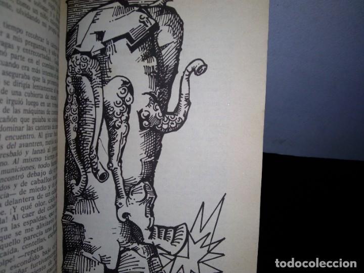 Libros de segunda mano: 7- La Guerra de los mundos - H. G. Wells - Foto 8 - 263219395