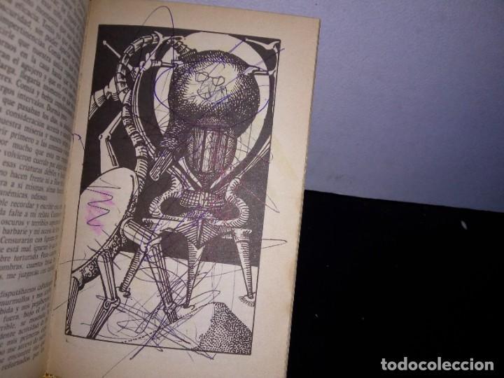 Libros de segunda mano: 7- La Guerra de los mundos - H. G. Wells - Foto 10 - 263219395