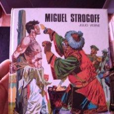 Libros de segunda mano: MIGUEL STROGOFF JULIO VERNE. Lote 263242765