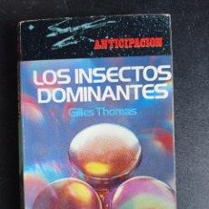 Libros de segunda mano: LOS INSECTOS DOMINANTES. Lote 263313440
