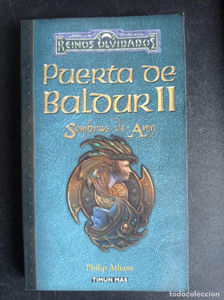 PUERTA DE BALDUR II (Libros de Segunda Mano (posteriores a 1936) - Literatura - Narrativa - Ciencia Ficción y Fantasía)