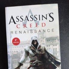 Libros de segunda mano: ASSASSINS CREED RENAISSANCE. Lote 263321065