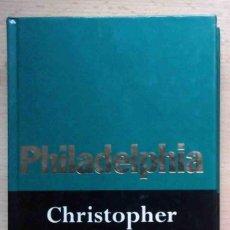 Libros de segunda mano: PHILADELPHIA (CHRISTOPHER DAVIS) ORBIS 1995. NOVELAS DE CINE.. Lote 263810550