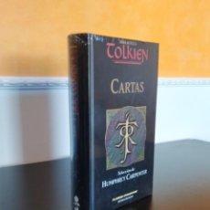 Libros de segunda mano: LIBRO BIBLIOTECA TOLKIEN - EDITORIAL MINOTAURO - CARTAS - VOLÚMEN PRECINTADO, NUEVO A ESTRENAR. Lote 264777884
