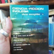 Libros de segunda mano: CIENCIA FICCIÓN INGLESA. OBRAS ESCOGIDAS. I. AGUILAR. Lote 265463114
