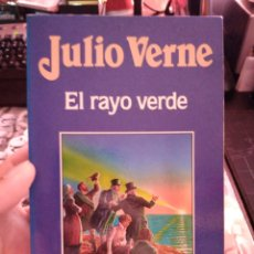 Libros de segunda mano: EL RAYO VERDE JULIO VERNE EDICIONES ORBIS. Lote 266040918