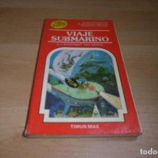 Libros de segunda mano: TIMUN MAS. ELIGE TU PROPIA AVENTURA. Nº 26. VIAJE SUBMARINO. Lote 269114908