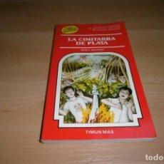 Libros de segunda mano: TIMUN MAS. ELIGE TU PROIA AVENTURA. Nº 51. LA CIMITARRA DE PLATA. Lote 269117328