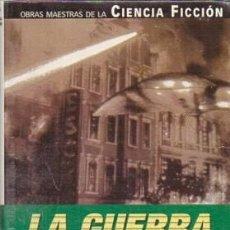 Libros de segunda mano: LA GUERRA DE LOS MUNDOS. - WELLS, H.G. - A-CF-1842. Lote 269149818
