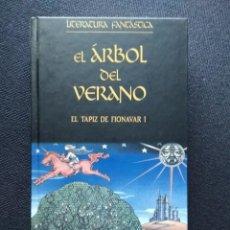 Libros de segunda mano: EL ÁRBOL DEL VERANO, EL TAPIZ DE FIONAVAR I - GUY GAVRIEL KAY - PLANETA LITERATURA FANTÁSTICA. Lote 269163728