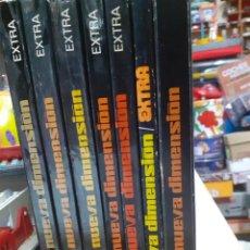Libros de segunda mano: DRONTE.NUEVA DIMENSIÓN.LOTE CON EL Nº 1 Y 2 + LOS 6 PRIMEROS EXTRAS.1968 - 1975.. Lote 269196233