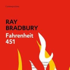 Libros de segunda mano: FAHRENHEIT 451 (NUEVA TRADUCCIÓN). - BRADBURY, RAY.. Lote 269340433