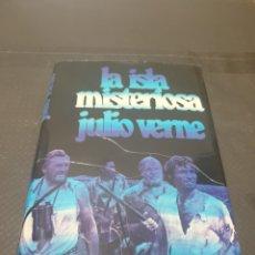 Libros de segunda mano: LA ISLA MISTERIOSA, 1974, JULIO VERNE. Lote 269588648