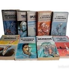 Libros de segunda mano: GRANDES EXITOS DE BOLSILLO DE CIENCIA FICCION. Lote 271049858
