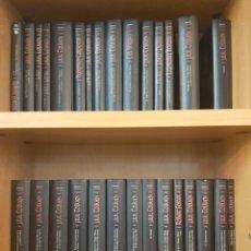 Libros de segunda mano: COLECCIÓN COMPLETA 29 TOMOS BIBLIOTECA TOLKIEN - EL SEÑOR DE LOS ANILLOS - LIBROS PRECINTADOS NUEVOS. Lote 265220729
