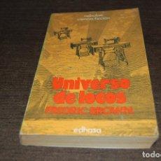 Libros de segunda mano: UNIVERSO DE LOCOS. FREDRIC BROWN. COLECCIÓN NEBULAE 2ª ÉPOCA Nº 35. Lote 272514783