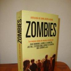 Libros de segunda mano: ZOMBIES. ANTOLOGÍA DE JOHN JOSEPH ADAMS - MINOTAURO, MUY BUEN ESTADO. Lote 275529493