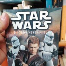 Libros de segunda mano: STAR WARS. EPISODIO II. EL ATAQUE DE LOS CLONES. Lote 276473763