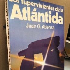 Livros em segunda mão: LOS SUPERVIVIENTES DE LA ATLÁNTIDA - JUAN G ATIENZA. Lote 276908248