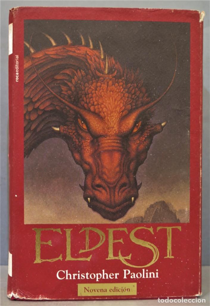 ELDEST. CHRISTOPHER PAOLINI (Libros de Segunda Mano (posteriores a 1936) - Literatura - Narrativa - Ciencia Ficción y Fantasía)