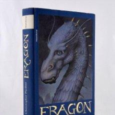 Libros de segunda mano: ERAGON - CHRISTOPHER PAOLINI - TERCERA EDICION ROCA EDITORIAL. Lote 277015168