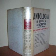 Libros de segunda mano: DECIMONOVENA SELECCIÓN / ANTOLOGÍA DE NOVELAS DE ANTICIPACIÓN / VVAA.. Lote 277188208