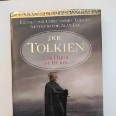 Libros de segunda mano: LOS HIJOS DE HÚRIN / J.R.R. TOLKIEN.. Lote 277196708