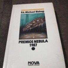 Libros de segunda mano: ED. MICHAEL BISHOP - PREMIOS NEBULA 1987. Lote 277204283