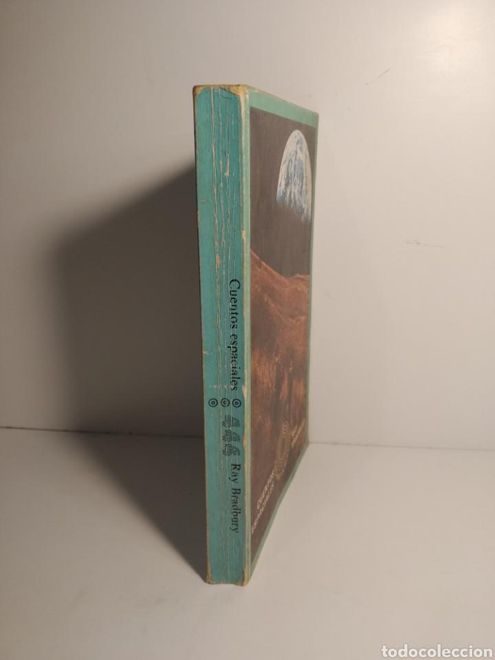 Libros de segunda mano: Cuentos espaciales. Ray bradbury. Ediciones de bolsillo. Lumen - Foto 2 - 277448788