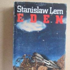 Libros de segunda mano: EDÉN STANISLAW LEM ALIANZA EDITORIAL 1991. Lote 277509013