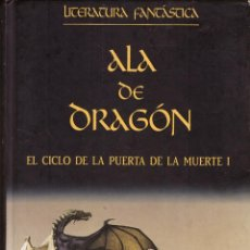 Libros de segunda mano: ALA DE DRAGON (CICLO PUERTA DE LA MUERTE I) - M. WEIS; PLANETA DEAGOSTINI, LITERATURA FANTASTICA. Lote 277728743