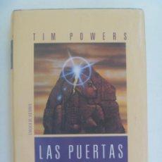 Libros de segunda mano: LAS PUERTAS DE ANUBIS, DE TIM POWERS ( PREMIOS PHILIP K. DICK ´84 Y APOLLO ´87). CIRCULO LECTORES´90. Lote 278163893