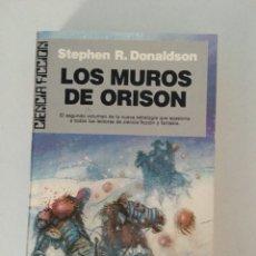 Libros de segunda mano: LOS MUNDOS DE ORISON - STEPHEN R. DONALDSON. Lote 278757718