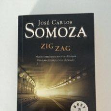 Libros de segunda mano: ZIG ZAG - JOSÉ CARLOS SOMOZA. Lote 278757928