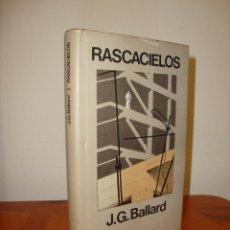 Libros de segunda mano: RASCACIELOS - J. G. BALLARD - MINOTAURO. Lote 278849168