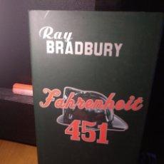 Libros de segunda mano: RAY BRADBURY FAHRENHEIT 451. MINOTAURO 2012. Lote 284116738