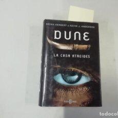 Livres d'occasion: DUNE : LA CASA ATREIDES - HERBERT ANDERSON - 1ª ED. 2000 - PLAZA & JANÉS. Lote 286430043