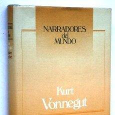Libros de segunda mano: MADRE NOCHE POR KURT VONNEGUT DE CÍRCULO DE LECTORES EN BARCELONA 1988. Lote 286662838