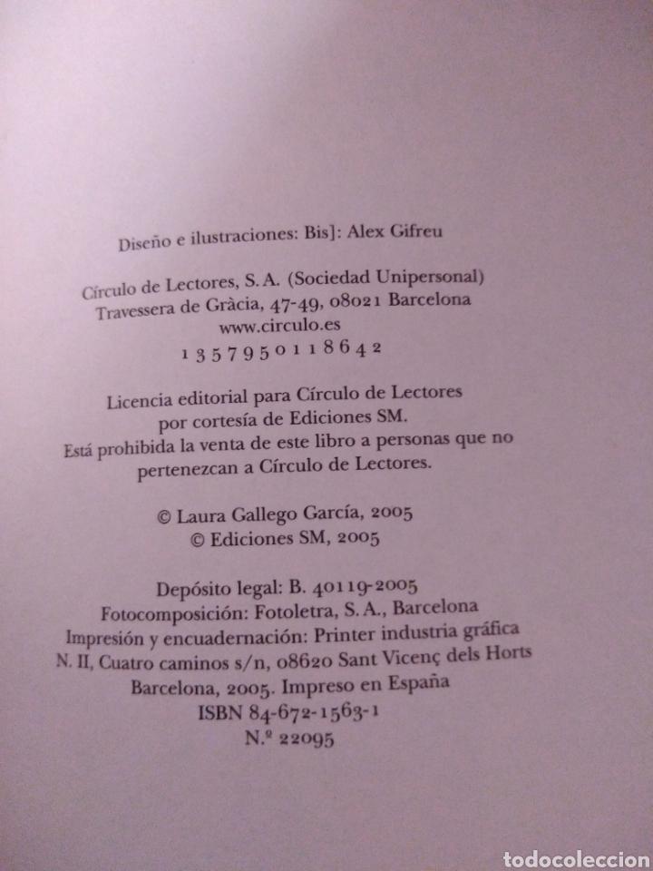 Libros de segunda mano: Memorias de Idhún trilogía Laura Gallego García panteón triada la resistencia - Foto 7 - 289443873