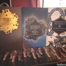 Libros de segunda mano: MEMORIAS DE IDHÚN TRILOGÍA LAURA GALLEGO GARCÍA PANTEÓN TRIADA LA RESISTENCIA. Lote 289443873