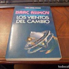 Libros de segunda mano: LOS VIENTOS DEL CAMBIO, ISAAC ASIMOV. GRAN SUPER FICCIÓN MARTÍNEZ ROCA 1.984. Lote 289501313