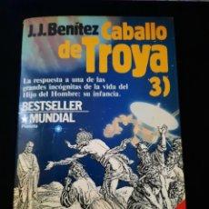 Libros de segunda mano: EL CABALLO DE TROYA 3. Lote 289506208
