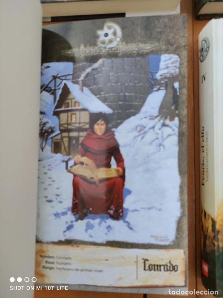 Libros de segunda mano: CRONICAS DE LA TORRE, TOMOS I, II, III Y IV, LAURA GALLEGO GARCIA, TETRALOGIA COMPLETA, SM - Foto 8 - 289628063